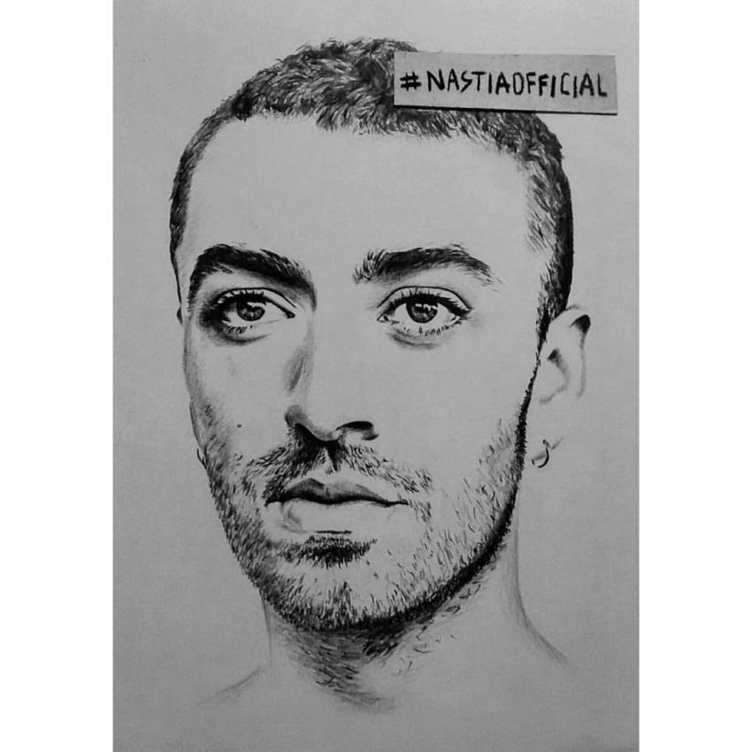 Sam Smith by nastiaofficial